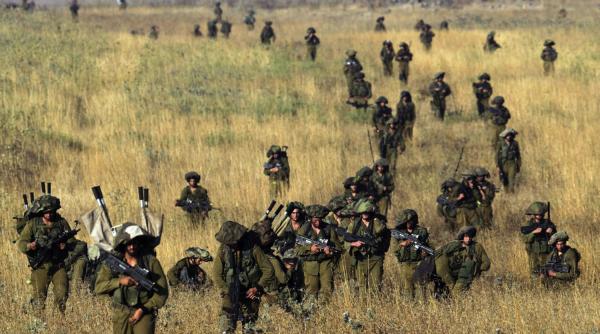 israeli-zionist-soldiers